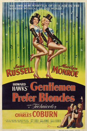 Gentlemen Prefer Blondes 1997x3000