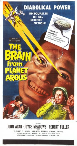 The Brain from Planet Arous 1563x2961