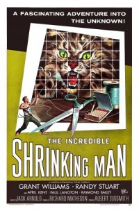 The Incredible Shrinking Man poster