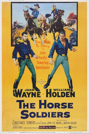 The Horse Soldiers 2001x3000