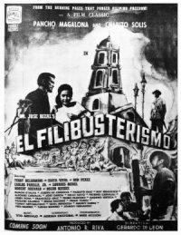 El filibusterismo poster