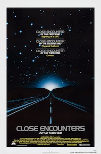 Close Encounters of the Third Kind poster