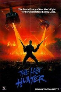 The Last Hunter poster
