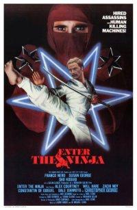 Wejscie ninja poster
