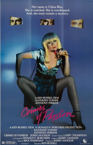 Crimes of Passion Poster