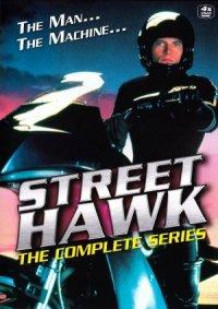 Street Hawk poster