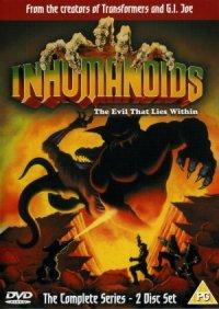 InHumanoids poster