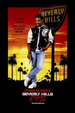 Beverly Hills Cop II 1000x1500