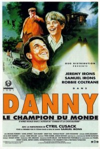 Danny the Champion of the World poster