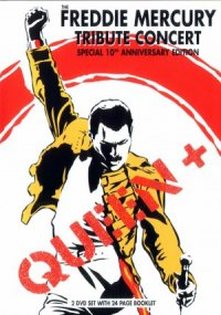 The Freddie Mercury Tribute: Concert for AIDS Awareness poster