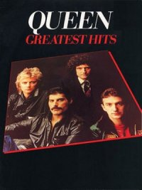 Queen's Greatest Hits poster