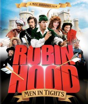 Robin Hood: Men in Tights 1492x1750
