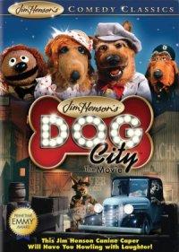 Jim Henson's Dog City poster
