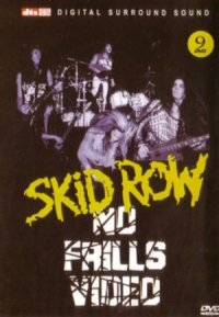 Skid Row: No Frills Video poster