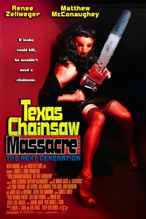 The Return of the Texas Chainsaw Massacre Poster