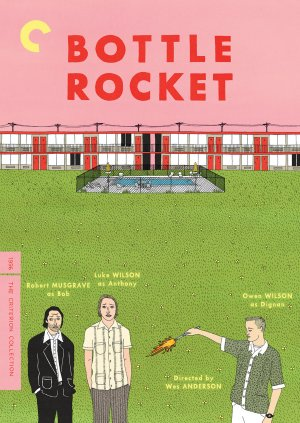 Bottle Rocket Dvd cover