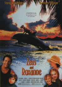 Zeus and Roxanne poster