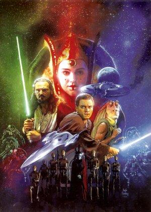 Star Wars: Episodio I - La amenaza fantasma 1425x2000