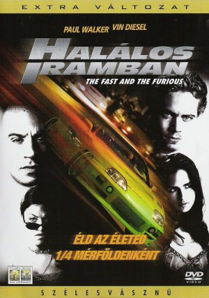 The Fast and the Furious 999x1424