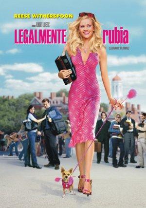 Legally Blonde 500x712