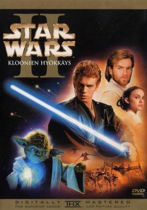 Star Wars: Episodio II - El ataque de los clones 699x1000
