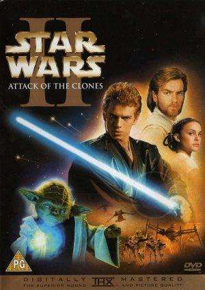 Star Wars: Episodio II - El ataque de los clones 1512x2130