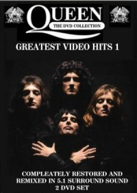Queen: Greatest Video Hits 1 poster