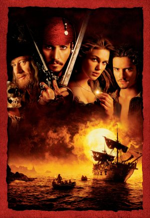 Pirates of the Caribbean: The Curse of the Black Pearl 2072x3000