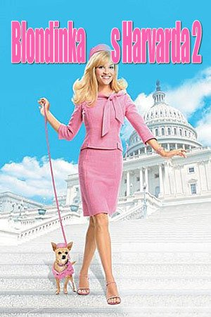 Legally Blonde 2: Red, White & Blonde 300x450