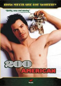 200 American poster