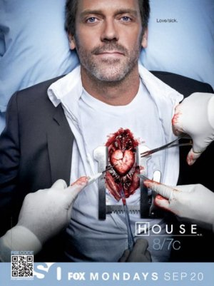 Dr. House 460x615
