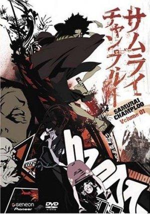 Samurai Champloo 352x500
