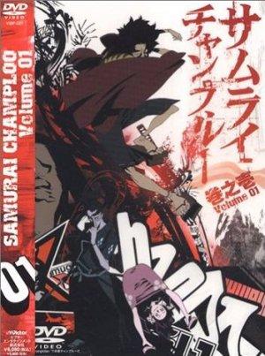 Samurai Champloo 353x474