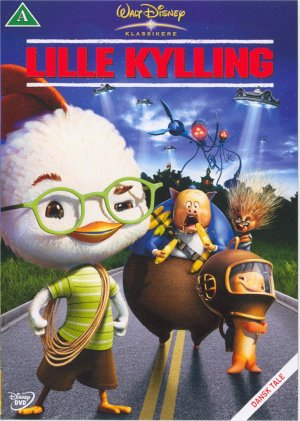 Chicken Little 712x998