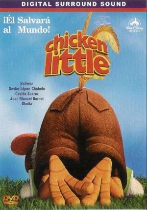 Chicken Little 693x990
