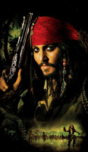 Pirates of the Caribbean: Dead Man's Chest 1736x3000