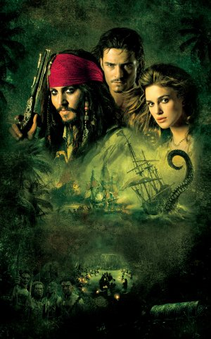 Pirates of the Caribbean: Dead Man's Chest 1875x3000