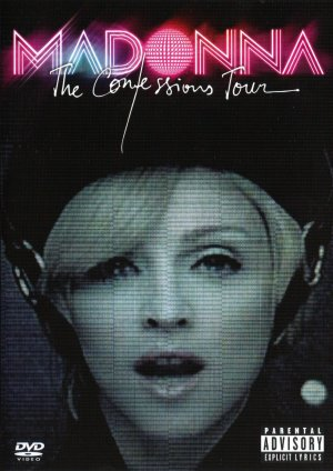 Madonna: The Confessions Tour Live from London 1521x2151