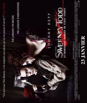 Sweeney Todd: The Demon Barber of Fleet Street 3399x4016