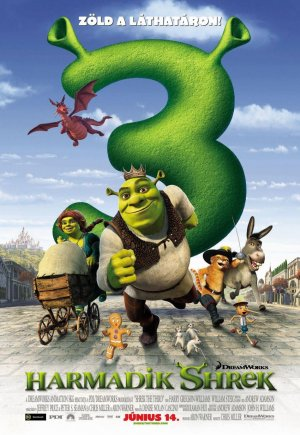 Shrek the Third 950x1377