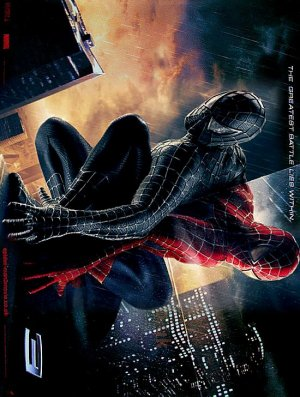 Spider-Man 3 550x728