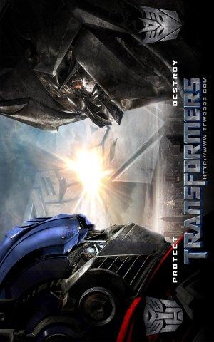 Transformers 1600x2560