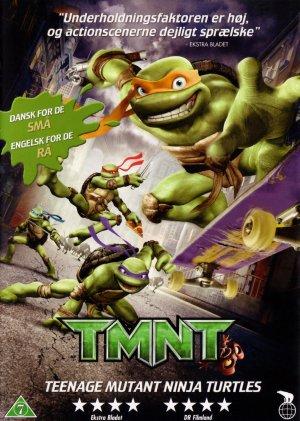 Teenage Mutant Ninja Turtles 1539x2161