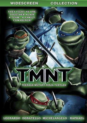 Teenage Mutant Ninja Turtles 1542x2175