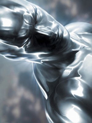 4: Rise of the Silver Surfer 2184x2910