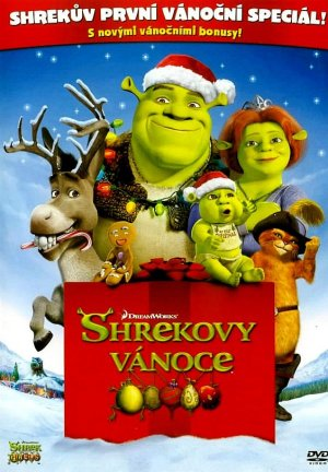 Shrek the Halls 564x813