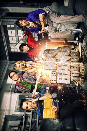 The Big Bang Theory 1334x2000