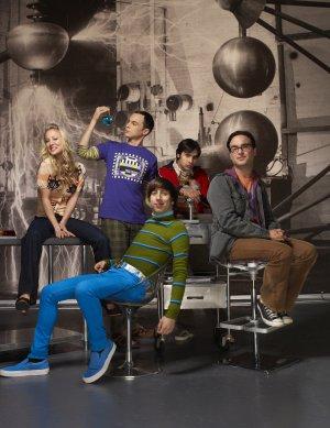 The Big Bang Theory 3855x5000