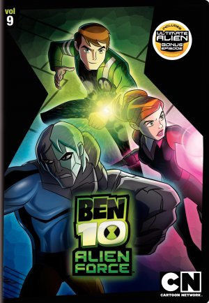 Ben 10: Alien Force 1485x2146