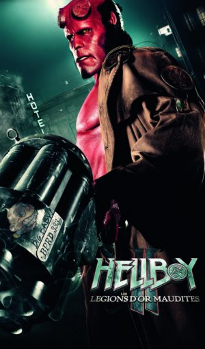 Hellboy II: The Golden Army 495x841